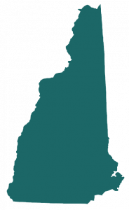 Shape of the State of NH