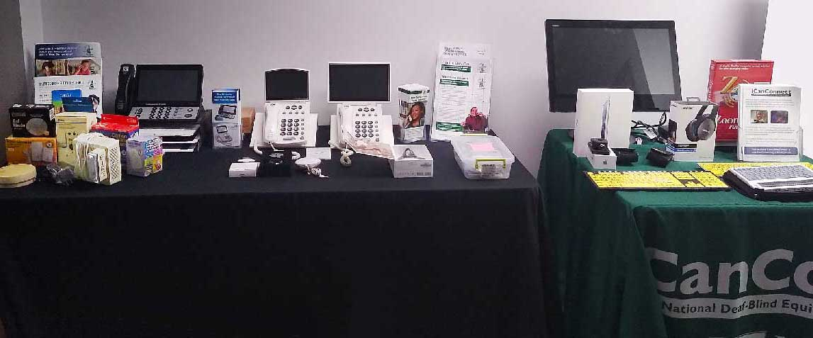 Table of Assistive Technology devices