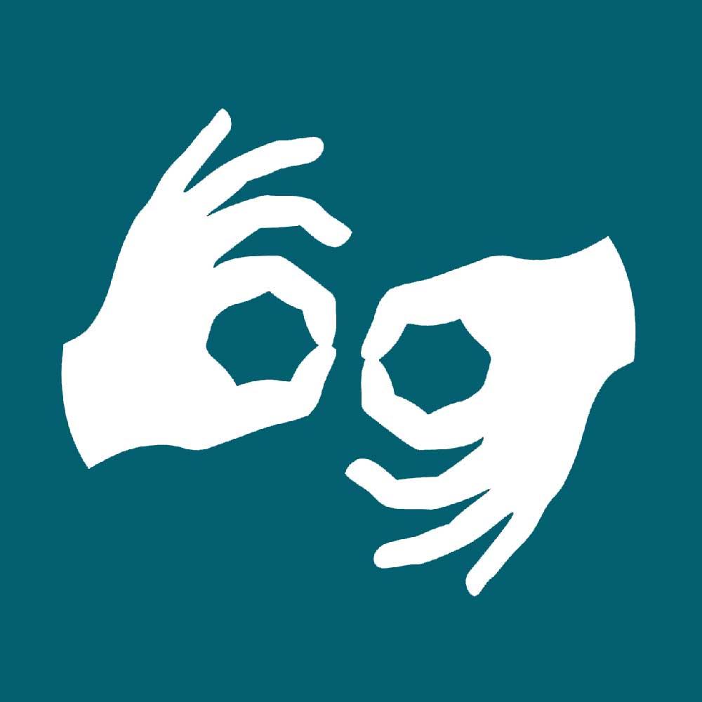 Okay Sign Language